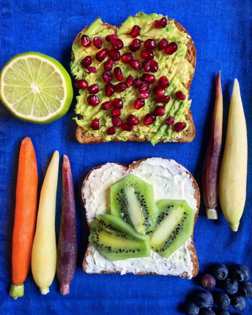 Enkle måter til å lage en sunn & mettende matpakke