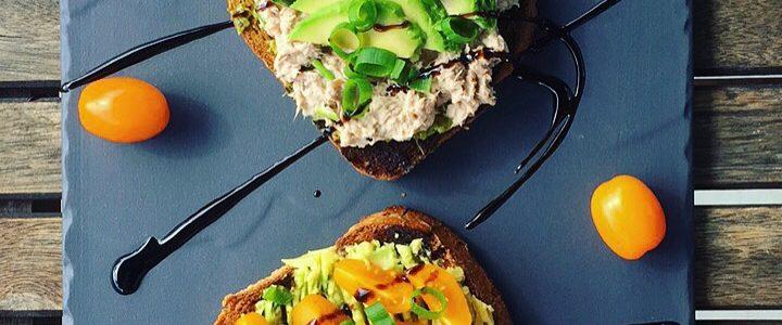 Tuna-og Avokadosandwich
